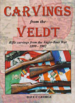 Carvings from the Veldt - Book 1 Cover